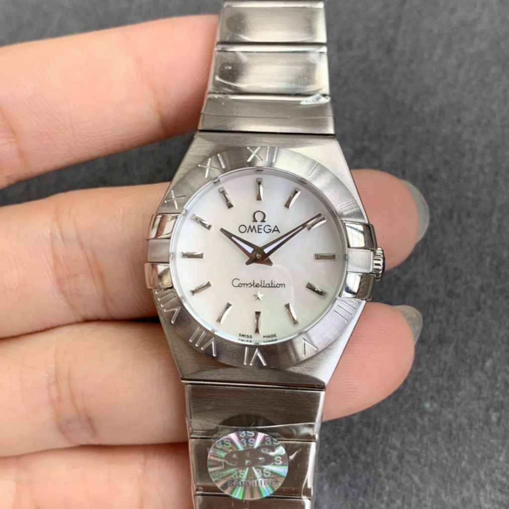 3S-Factory Omega Constellation Quartz