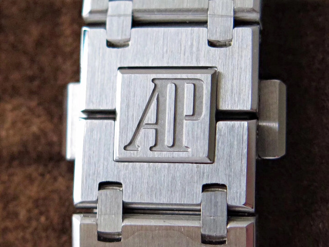 AP Logo on Buckle