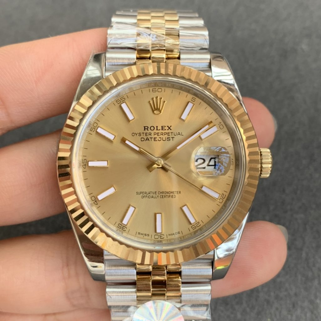ARF Replica Rolex Datejust Two Tone