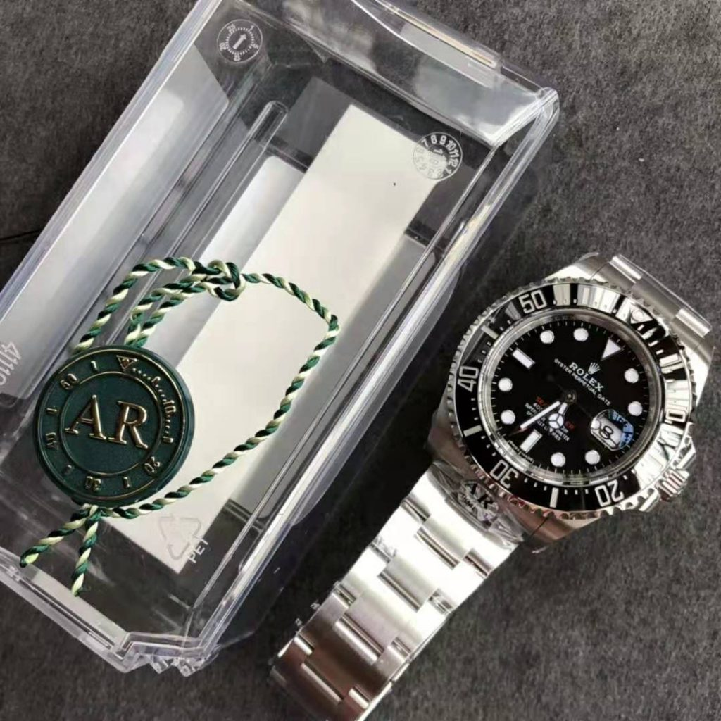 Sea-Dweller 126600 Single Red Noob VS ARF