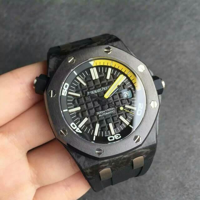 Audemars Piguet 15706 Carbon Replica