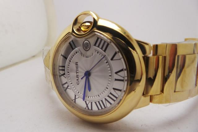 Cartier Ballon Bleu Yellow Gold