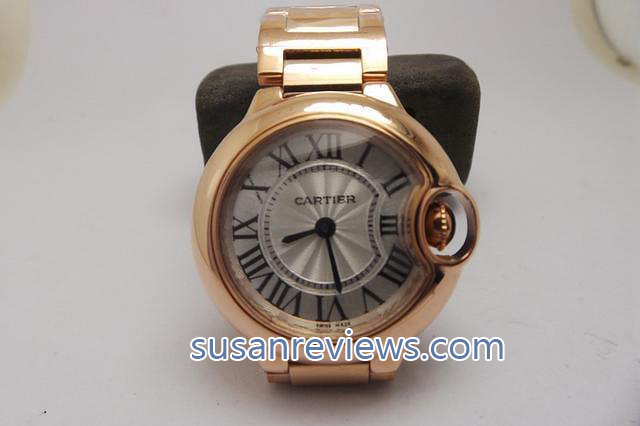 Cartier Ladies Ballon Bleu Replica
