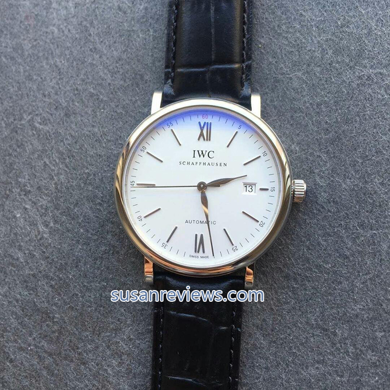 Elegant IWC Watch