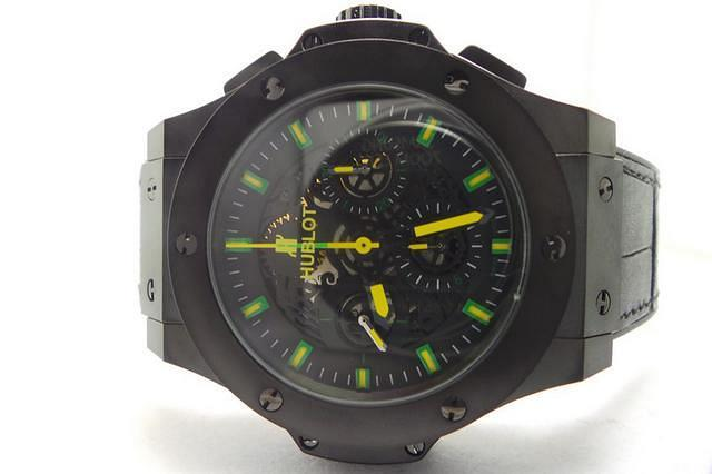 Hublot Aero Bang Niemeyer Replica