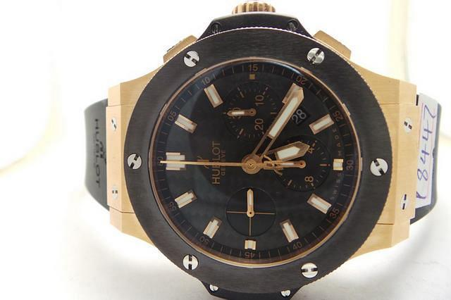 Hublot Evolution Rose Gold Replica