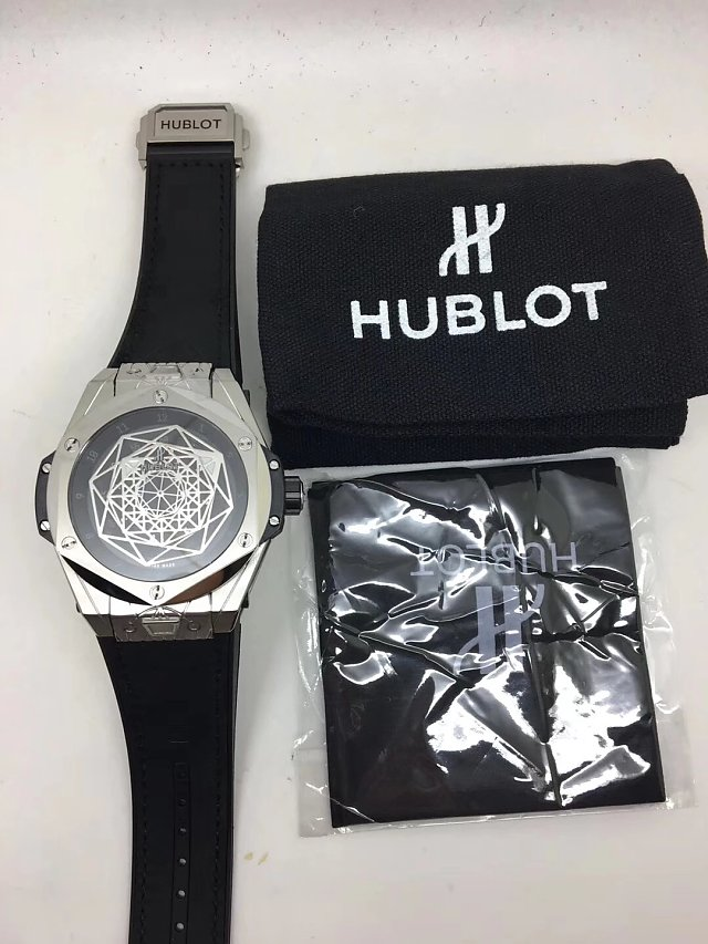 TM Factory Replica Hublot Sang Bleu Tattoo Watch Review