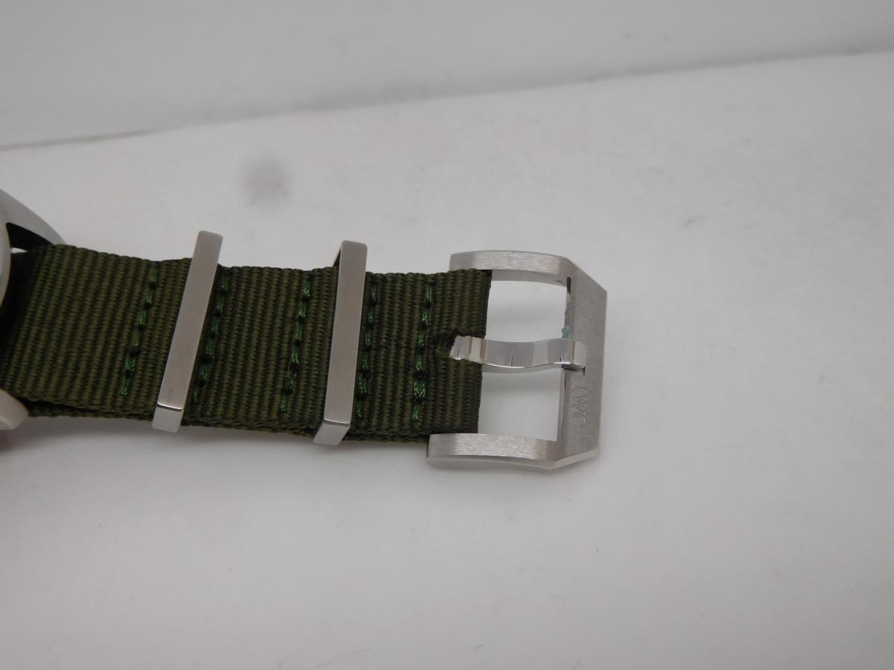 IWC Mark XI Buckle