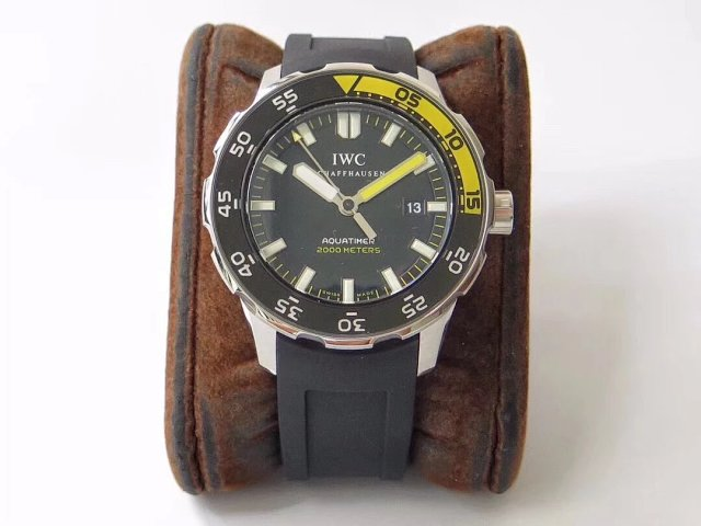 IWS Factory Replica IWC Aquatimer 2000m