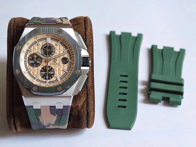 J12 Replica Audemars Piguet Combat Watch