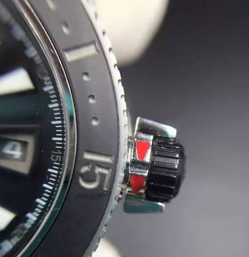 Jaeger LeCoultre Crown Red Icon