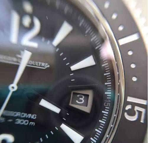 Jaeger LeCoultre Navy Seals Master Date Window