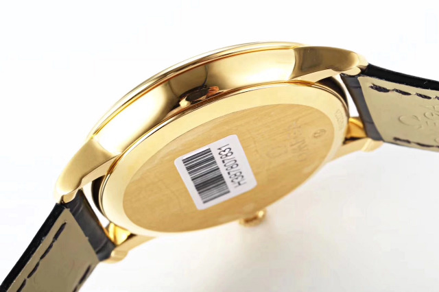 MKS Omega De Ville Yellow Gold Case