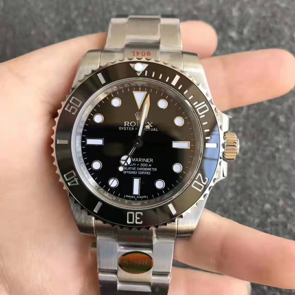 Noob Replica Rolex Submariner No Date