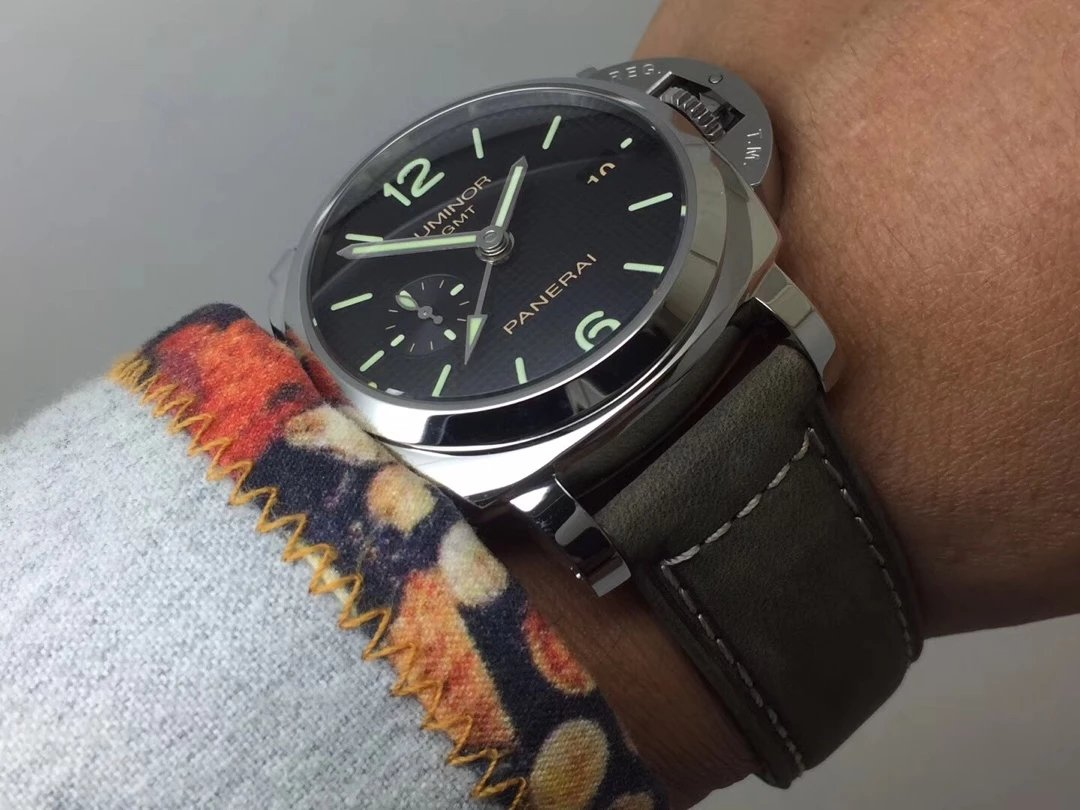 KW Factory 1:1 Replica Panerai PAM 535 Luminor GMT Watch – Swiss Standard Quality