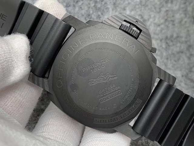 PAM 616 Case Back