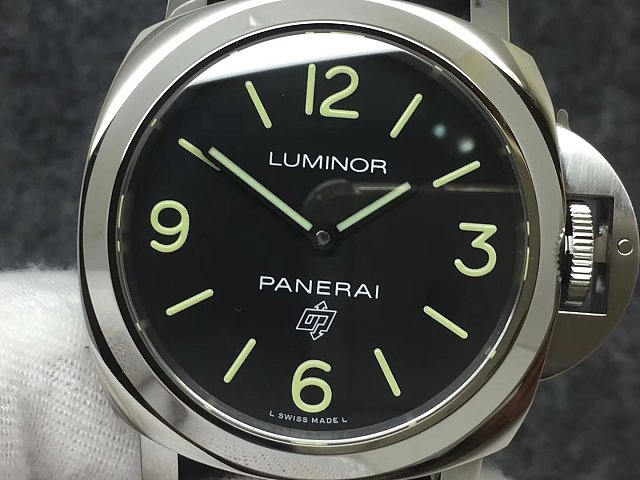 Panerai Luminor Base Logo Dial