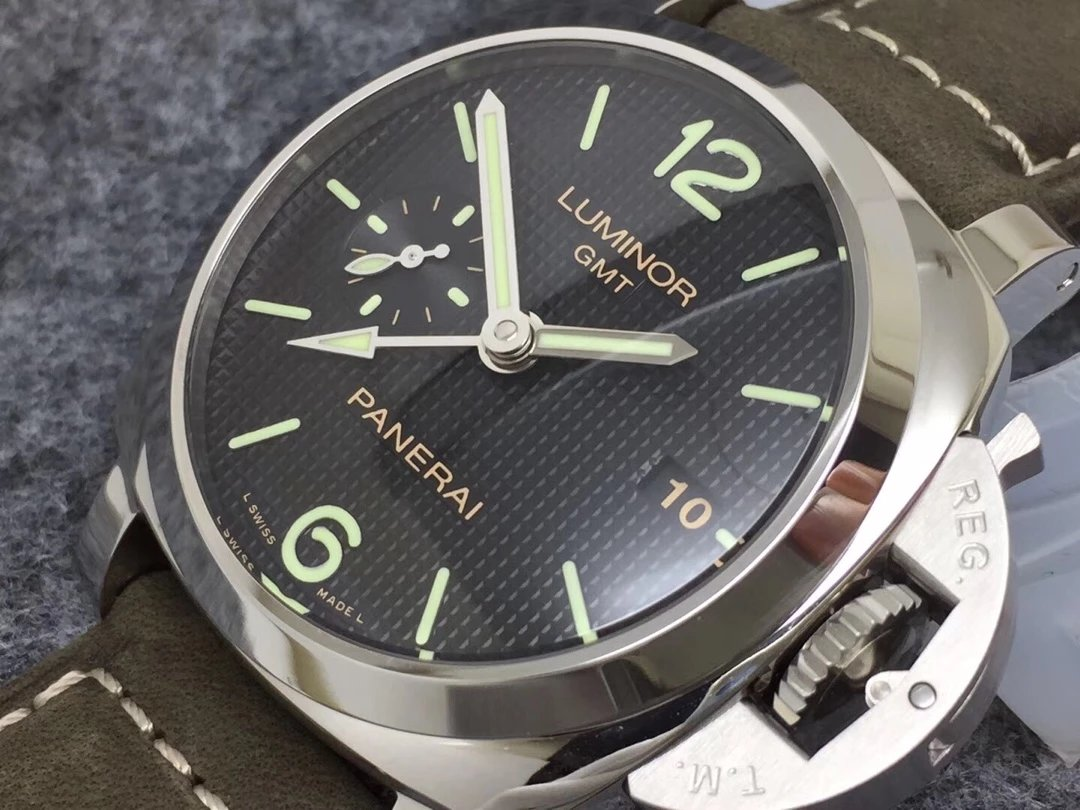 Panerai PAM 535 Steel Case