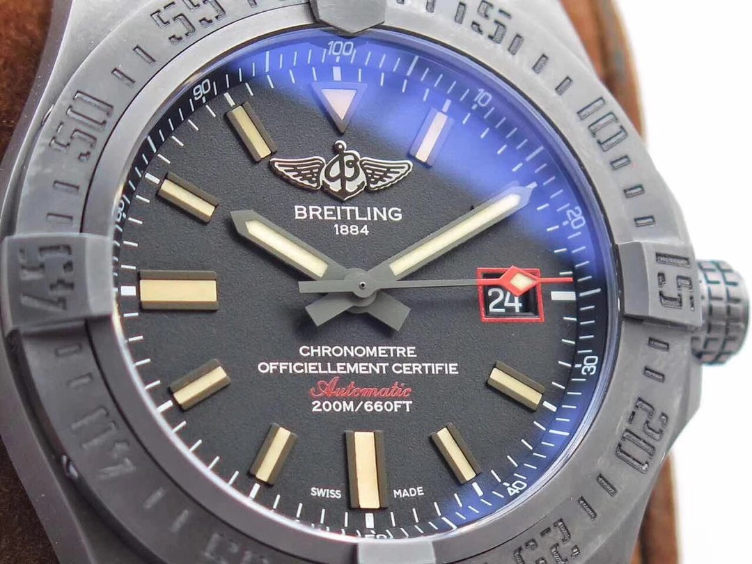 Replica Breitling Avenger AR Coated Crystal
