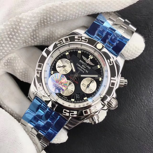 Replica Breitling Chronomat B01 AB0110 Black