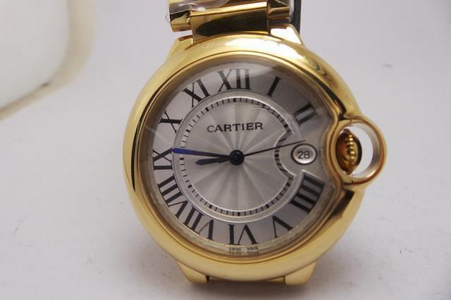 Replica Cartier Yellow Gold