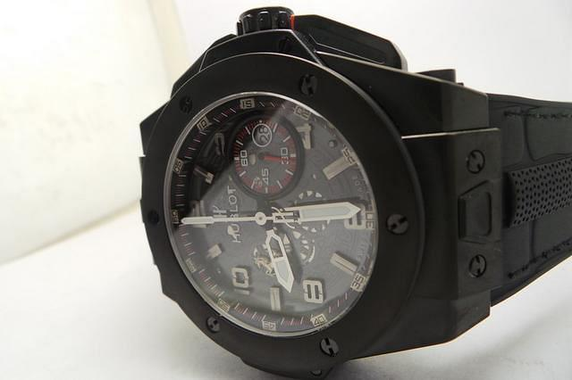 Replica Hublot Black PVD