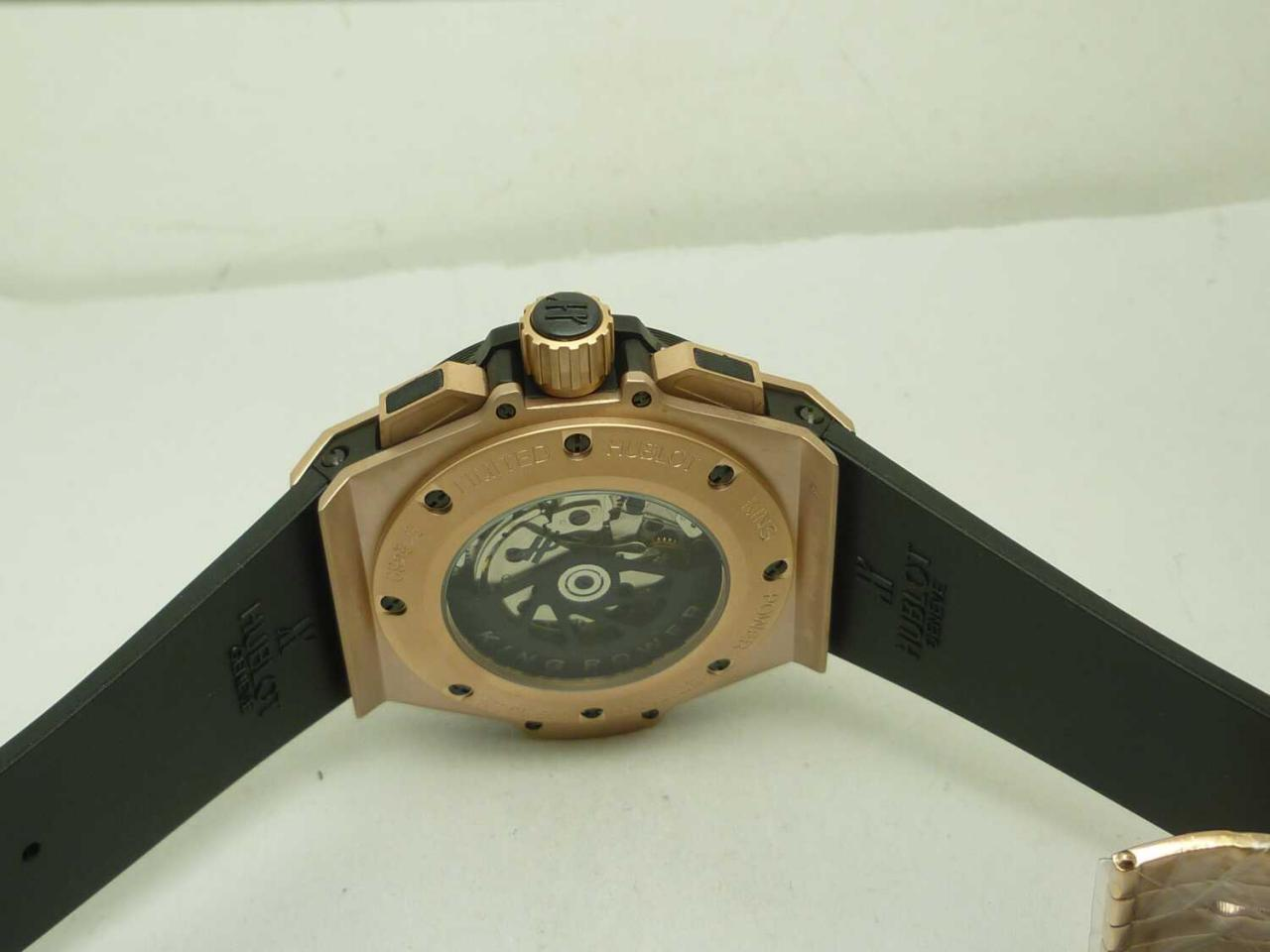 Replica Hublot Rose Gold Case