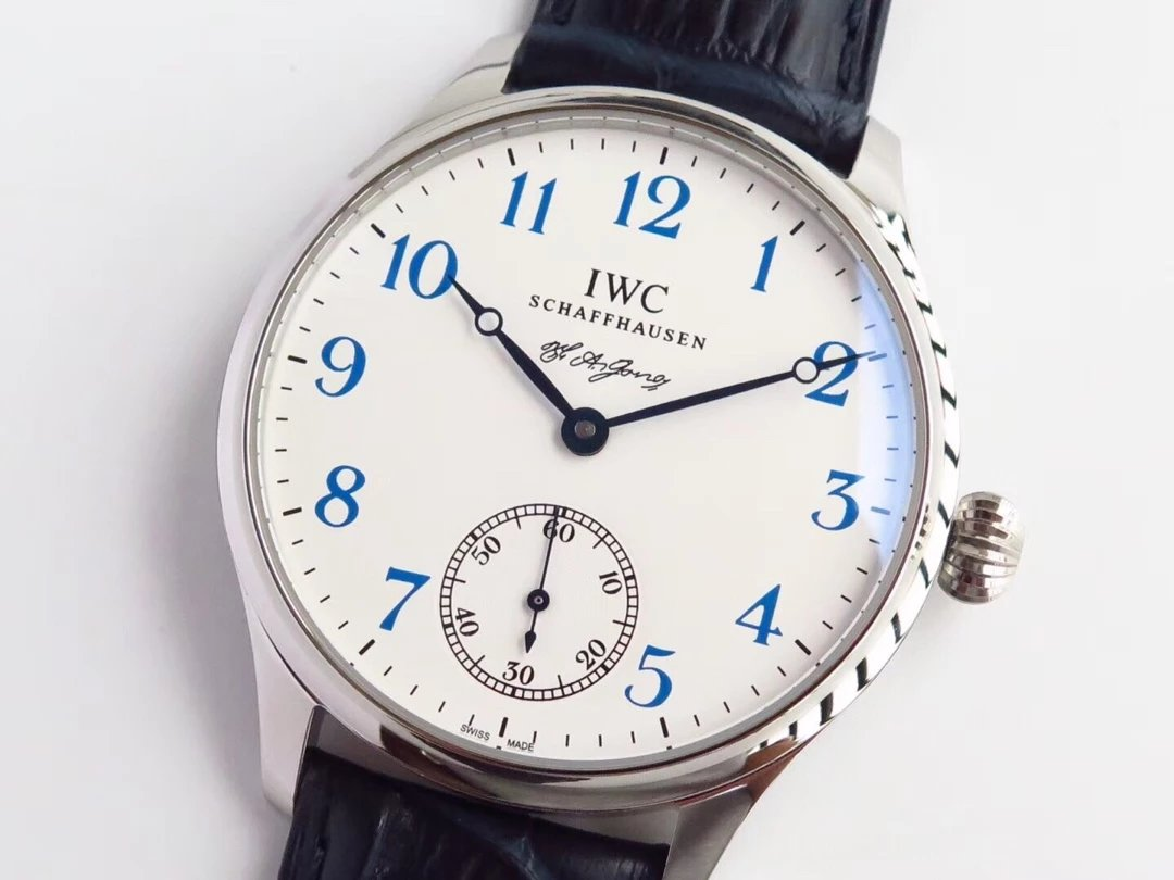 Replica IWC FA Jones IW544203 Blue