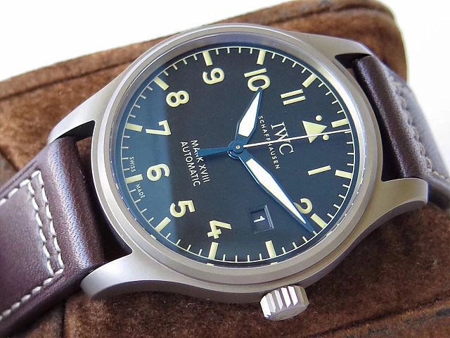 Replica IWC IW327006 Brown