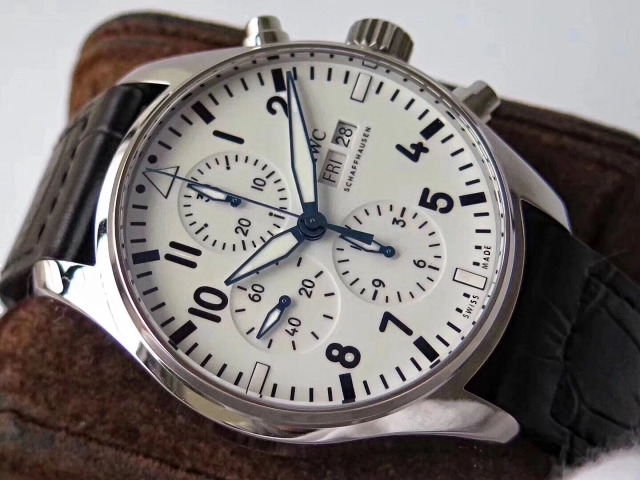 Replica IWC Pilot Chrono 377725
