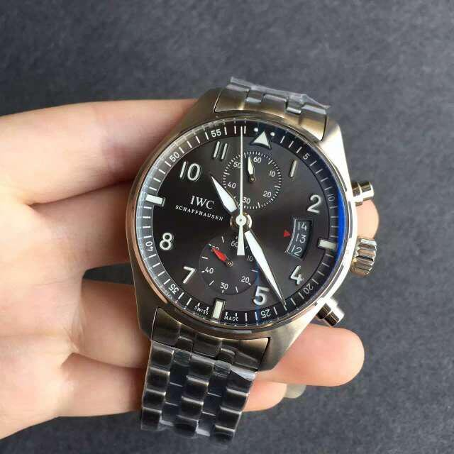Replica IWC Spitfire Grey