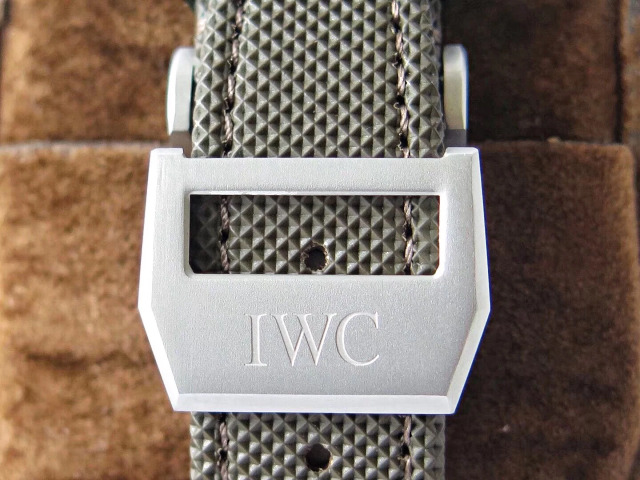 ZF Factory Published Replica IWC Top Gun Miramar IW389001 and IW389002 Ceramic Watches