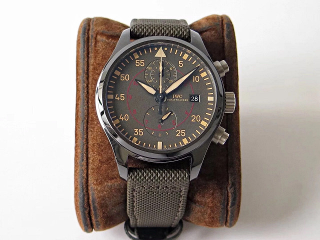 Replica IWC Top Gun IW389002 Green