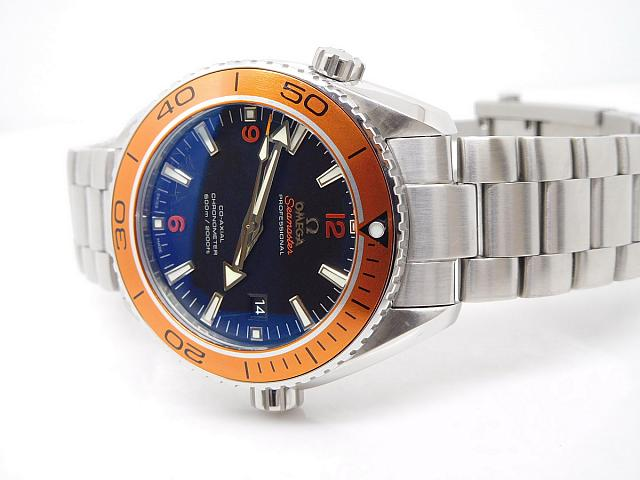 Replica Omega Orange Bezel