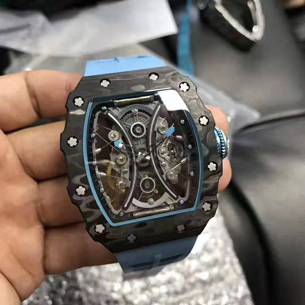 Replica Richard Mille RM53-01 Carbon