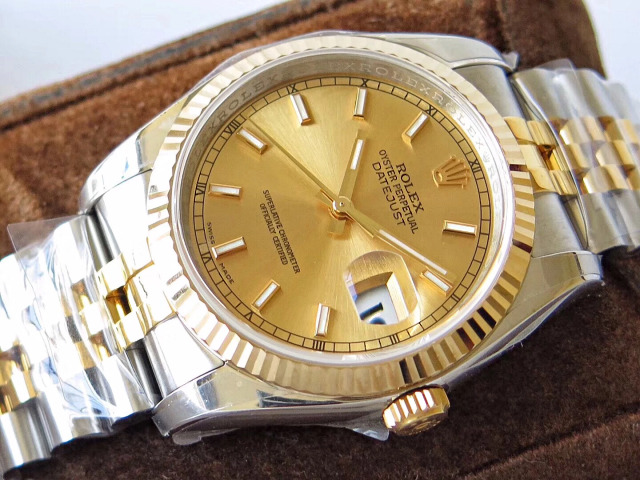 Replica Rolex 36mm Datejust Jubilee