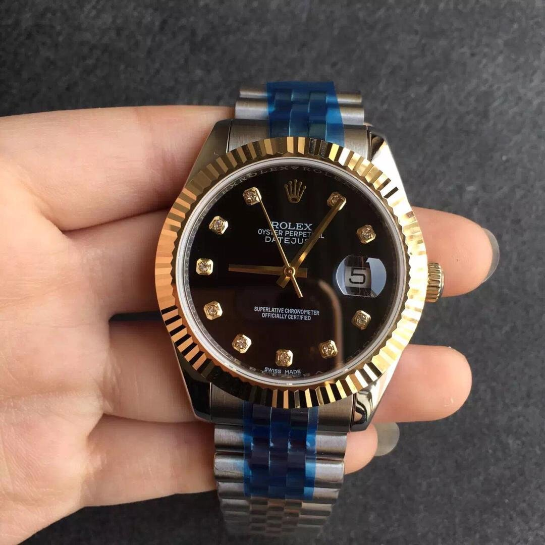 Replica Rolex Datejust 41mm Two Tone