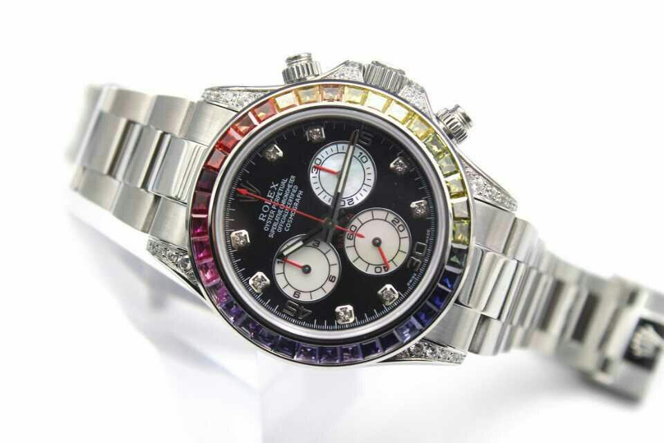 Replica Rolex Daytona Rainbow Watch