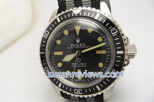 Replica Rolex Military Submariner