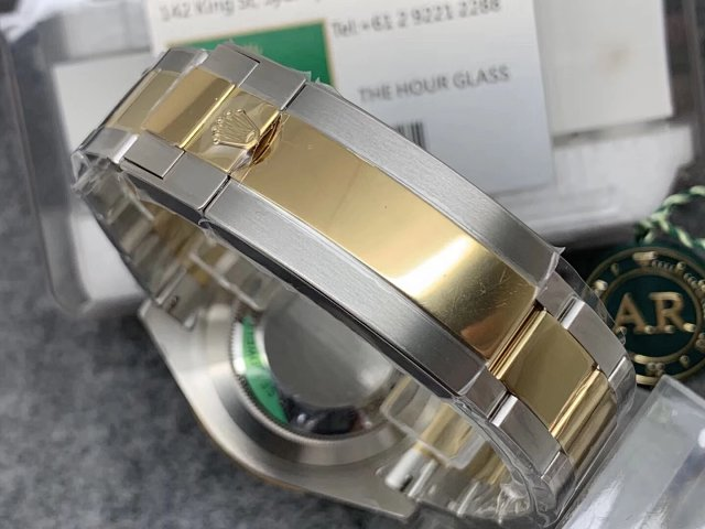 Replica Rolex Sea-Dweller Two Tone Bracelet