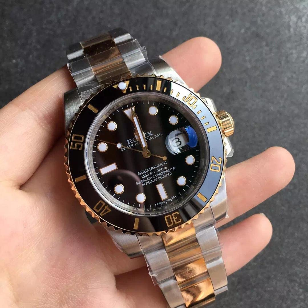 Replica Rolex Submariner 116613LN Ceramic Bezel