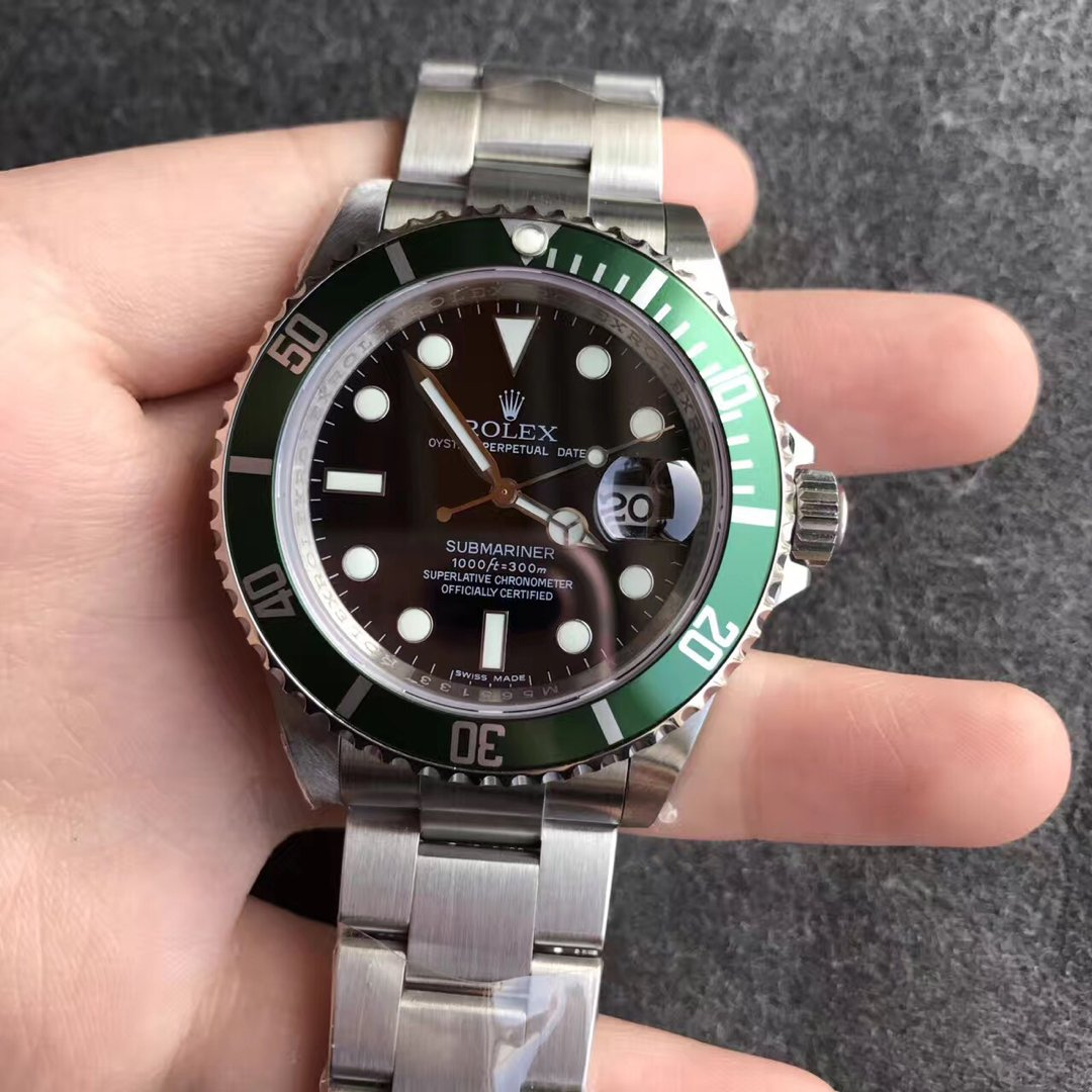 Replica Rolex Submariner 16610LV Vintage Watch