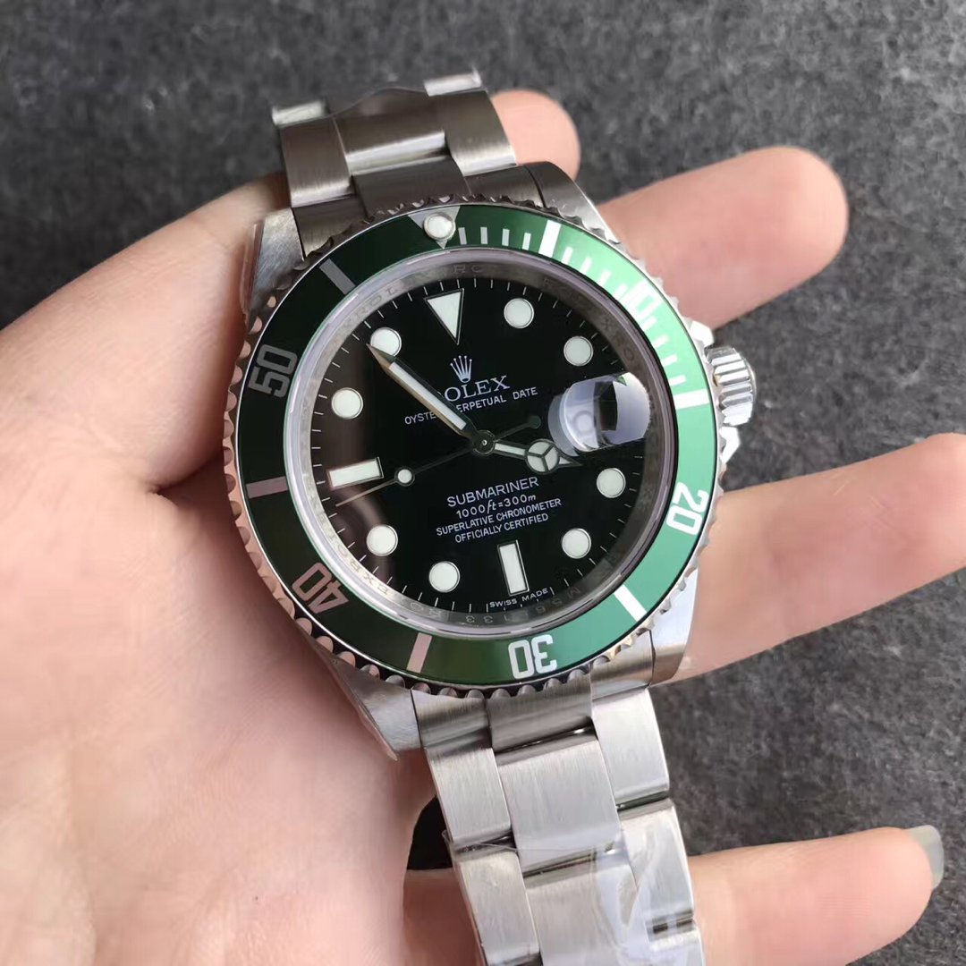 Replica Rolex Submariner Vintage 16610LV