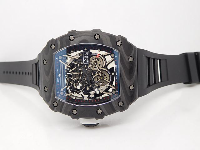 Richard Mille Carbon Replica