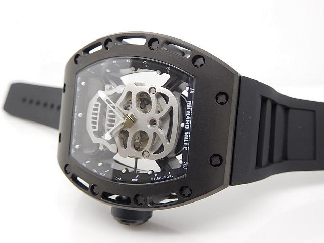 Richard Mille PVD Black Case
