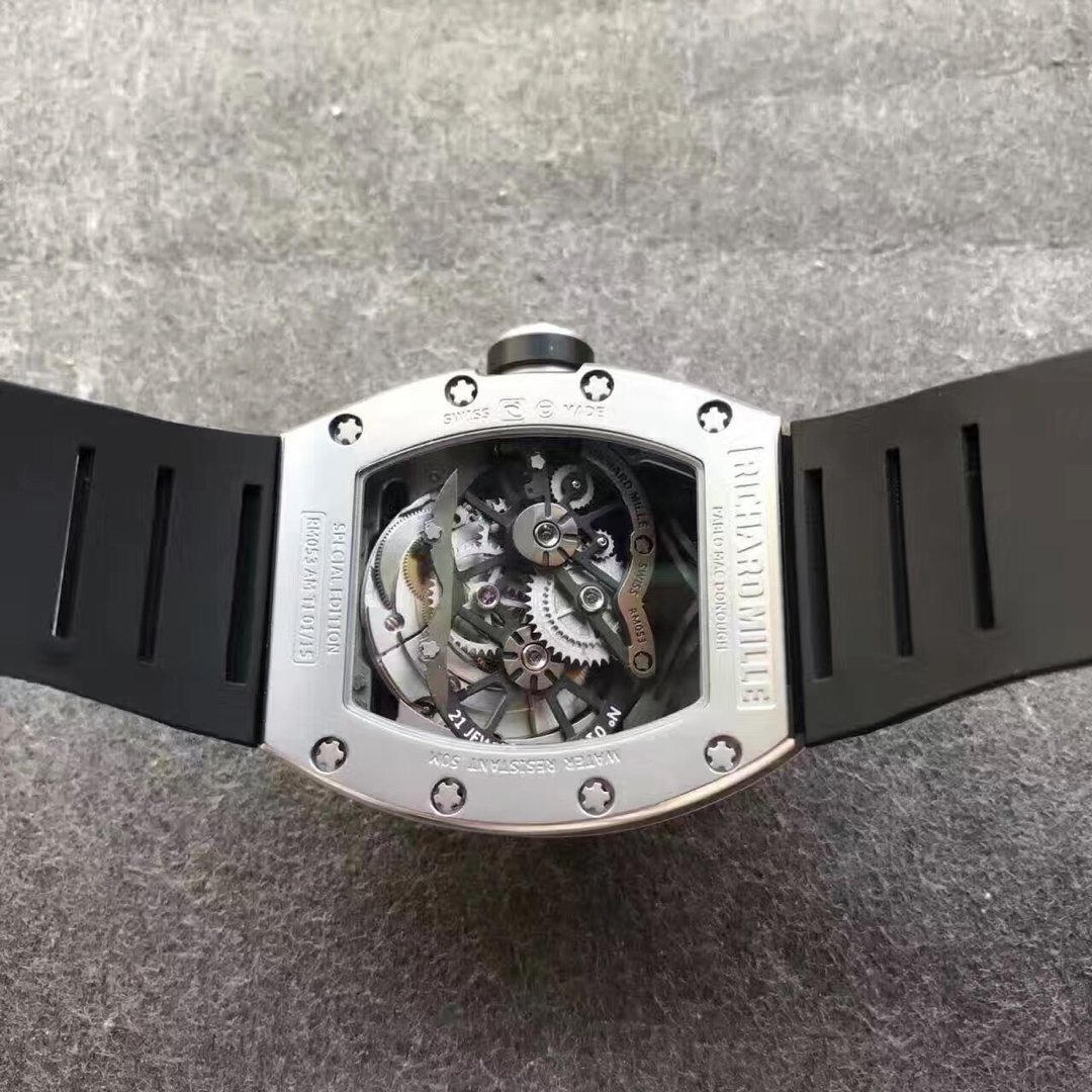 Replica Richard Mille RM053 Pablo MacDonogh Watch Review