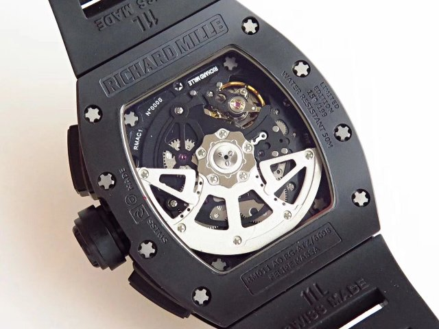 Richard Mille RM011 RM Movement