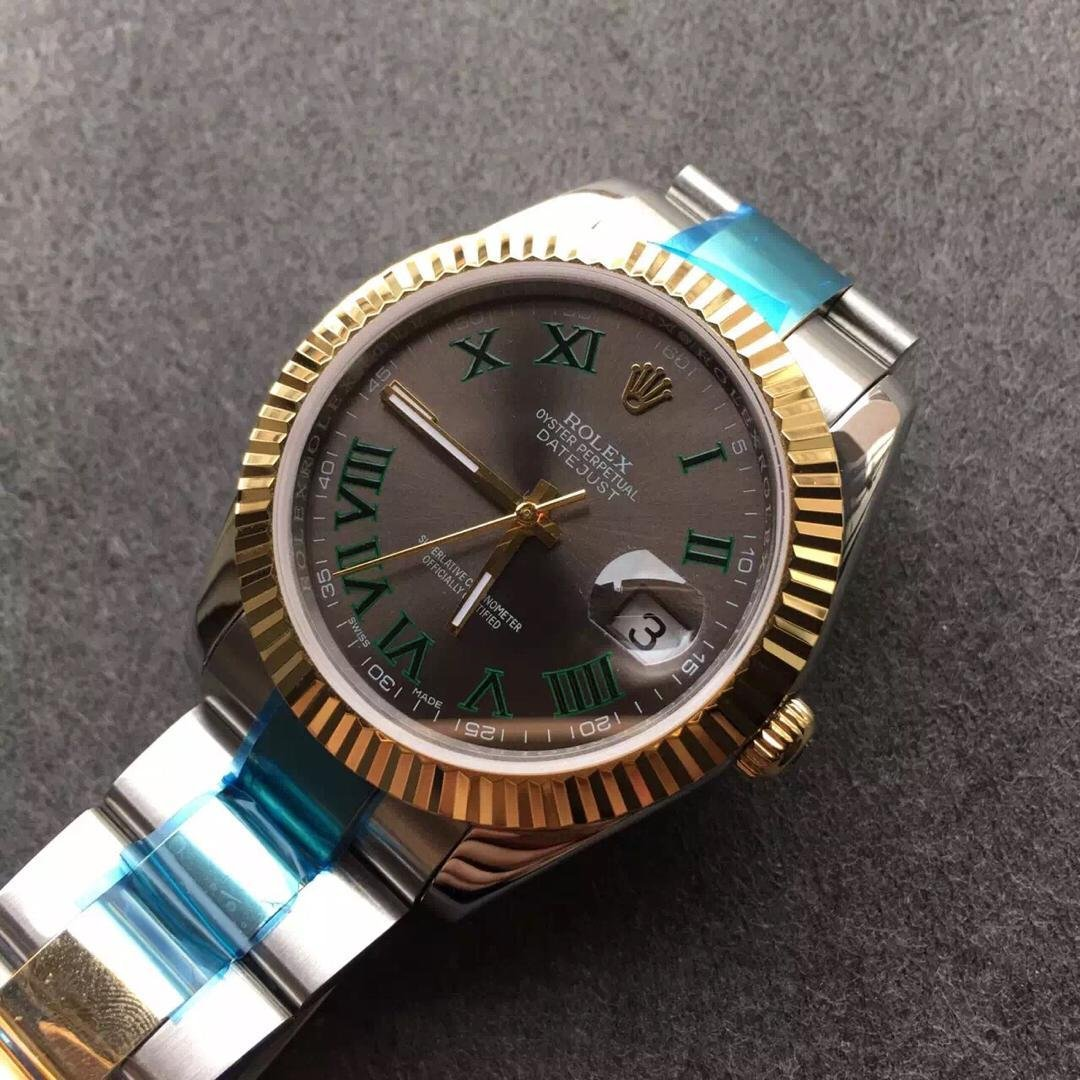 Rolex Datejust 2 116333 Fluted Bezel