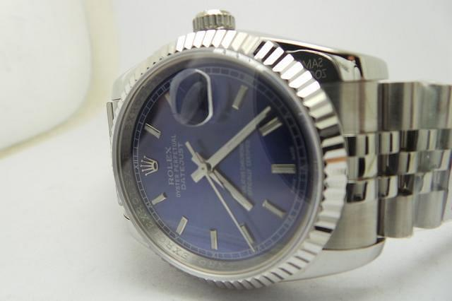 Rolex Datejust Fluted Bezel