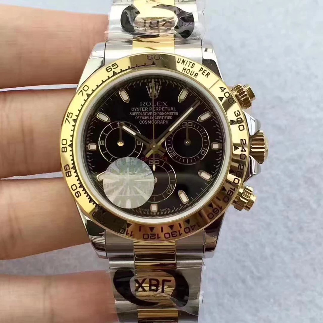 Rolex Daytona Two Tone Watch Replica